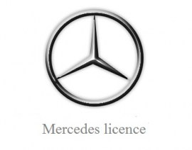 mercedes-licence